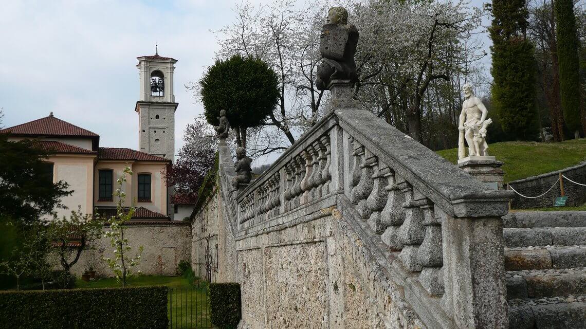 Villa Della Porta Bozzolo A Casalzuigno